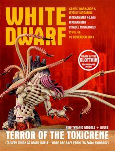 White Dwarf Weekly número 40 de Noviembre | Mis Olvidadas Figuras