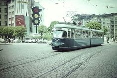 Трамвайни мотриси Космонавт | Зелените трамваи търсят своя дом Bulgaria