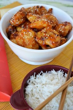 Puiul generalului Tso - reteta asiatica - Retete culinare by Teo's Kitchen Ginger Chicken, Asian Recipes, Ethnic Recipes, Oriental Food, Exotic Food, Chinese Food, Food Dishes, Chicken Wings, Food And Drink