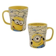 Despicable Me™ Minion Mug. i dont have a minion mug!