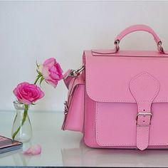 Grafea Pink Camera Bag  www.grafea.co.uk