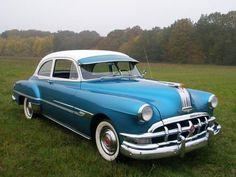 1952 Pontiac Chieftain.. window visors