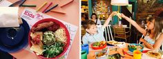 We have found you the top family friendly restaurants in London and categorised them by school age.