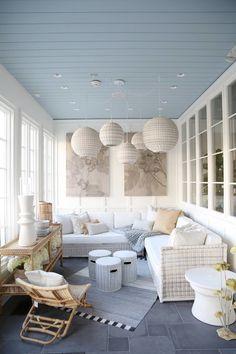 Sectional Patio Furniture, Sunroom Furniture, Outdoor Furniture Sets, Furniture Ideas, Small Sunroom, Sunroom Dining, Dining Room, Sunroom Decorating, Sunroom Ideas