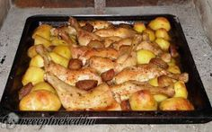 Meat Recipes, Chicken Recipes, Cottage Meals, Hungarian Recipes, One Pan Meals, Whole 30 Recipes, Poultry, Bacon, Food Porn