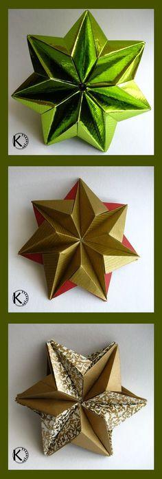 Die Zeit verstreicht und wir bereiten und langsam wieder auf die Weihnachtszeit vor. Für mich bedeutet das jedes Jahr, dass ich Stern u...