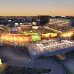 ASU has released pics of a new / renovated Sun Devil Stadium. It's going to be sweet. #GoDevils