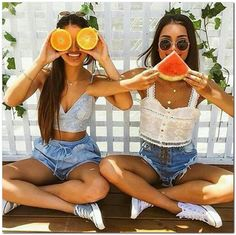 50+ BFF Summer Photography Ideas (Best Friend Summer)
