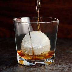 Forma de Gelo Bola para Whisky