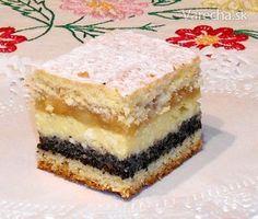 Czech Recipes, Culinary Arts, Christmas Baking, Nutella, Sweet Recipes, Cupcake Cakes, Bakery, Sweet Treats, Cheesecake