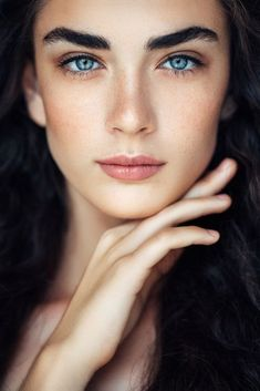 BB cream free - Buy Samhealthyskin Ultra Pure Gold serum or Gold Brightener or Gold moisturizer, Gold mask, get - Beauty Portrait, Portrait Poses, Woman Portrait, Gorgeous Eyes, Pretty Eyes, Gorgeous Girl, Pretty Woman, The Face, Auburn Hair