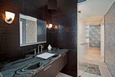 "Private Residence ""R"" contemporary-bathroom"