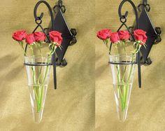 Wall Hanging Flower Vase-Wall Hanging Flower Vase Manufacturers