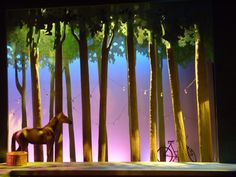 L'Elisir D'Amore, directed by Giles Havergal for Theatre Royal Glasgow, 2009, set by Russell Craig - Opera