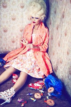 Julia Kennedy fashion photography