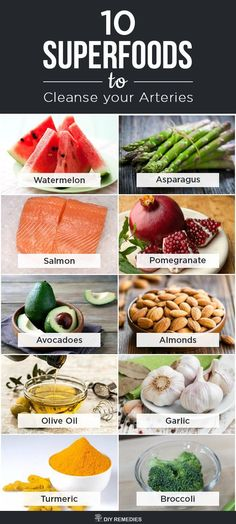 10 Best Superfoods to Cleanse your Arteries Hence it is essential to maintain healthy arteries which are free from blockages. There are so many superfoods that help you to keep the arteries clean a