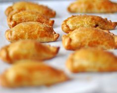 Red Ribbon chicken empanada - comfort food from home