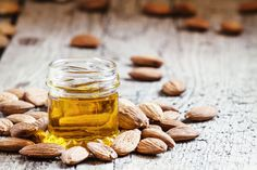 Watching your ponytail go thinner day by the day? make it look better by using good hair care regimen. Read on to know how to use almond oil for hair loss! Best Oils, Best Essential Oils, Oil Cleansing, Remedy For White Hair, Oil For Eyelash Growth, Yogurt For Hair, Oil For Hair Loss, Keratin Hair, Hair Loss Remedies