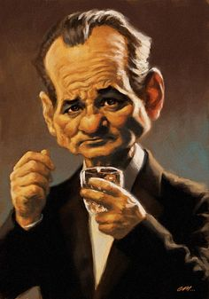 Love Bill Murray (and Whiskey)