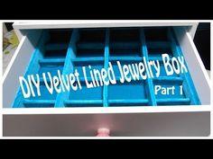Jewerly Storage Box Diy Drawers 31 Ideas - Jewerly Storage Box Diy Drawers 31 I. Jewelry Organizer Drawer, Jewelry Drawer, Diy Organizer, Makeup Jewellery Storage, Jewelry Storage, Jewerly Box Diy, Scrapbook Paper Storage, Jewelry Box Makeover, Armoire Makeover