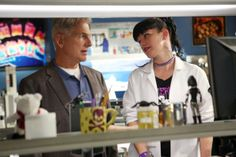 "NCIS Photos: Really? in ""Under The Radar"" Season 11 Episode 3 on CBS.com.... I would look at Gibbs like that, too!"
