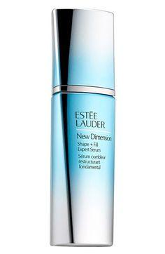 Estée Lauder 'New Dimension' Shape + Fill Expert Serum available at #Nordstrom