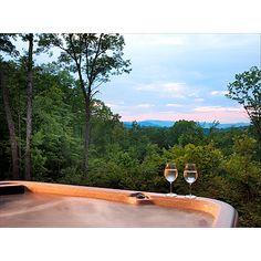 Escape to Blue Ridge Cabin  Great!!!!*****