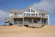 Kitty Hawk Vacation Rental: Pelican Perch 383 | Pet Friendly Outer Banks Rentals