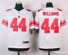 New York Giants Andre Williams Elite Road White Team Co Cheap Nba Jerseys, Nhl Jerseys, New York Giants Jersey, Jason White, Mlb, Soccer, Magic, Shopping, Nike