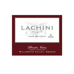 """The Lachini Family believes that the vineyard is the wine. Our family-owned Estate winery and vineyard, farmed rigorously through Biodynamic practices, is located on the backdrop of the Chehalem Mountains in the N. Willamette Valley. We also work with a selected group of exceptional vineyards that embody """"winegrowing"""" and share similar sustainable farming practices. We meticulously handcraft small lots while balancing state-of-the-art winemaking and old world technique to reflect classical…"""