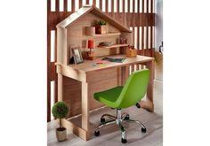 Παιδικό γραφείο My House 1862 Baby Room, My House, Baby Kids, Loft, Furniture, Home Decor, Products, House, Decoration Home