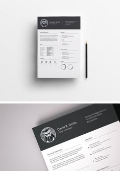#resume #template #download #Ai #psd #free #freebie Resume Template Free, Free Resume, Templates, Professional Resume, Education, Resume Maker Professional, Stencils, Template, Professional Resume Template