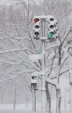 Washington, DC Blizzard  © Dave Newman