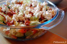 Pikkuunen: Pop up - salaatti