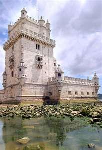 Belem Tower in Lisbon, Portgual.