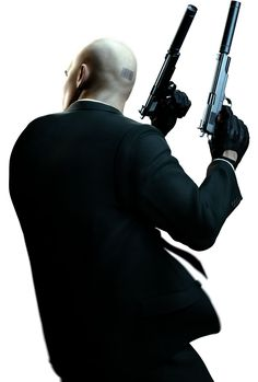 Agent 47 Turned