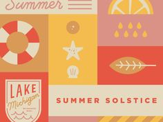 Summer Solstice by W