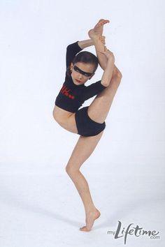 I wish i was that flexible