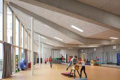 BuBaO sint-Lievenspoort - evr-Architectten + Callebaut