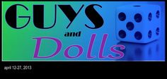 "Musical ""Guys and Dolls"": At Venture Theatre, 2317 Montana Ave. $20. Show times are 8 p.m. Fridays and Saturdays, April 12, 13, 19, 20, 26 and 27 and 2 p.m. Sundays, April 21 and 28."