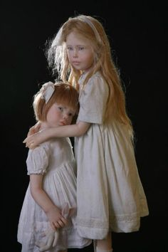 Уникальные авторские куклы Лауры Скаттолини.   Наслаждение творчеством