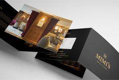 IM London | Mimis Hotel | Brochure Hotel Logo, Hotel Branding, Hotel Brochure, Layout Design, Web Design, Pamphlet Design, Work Images, Catalog Design, London Hotels