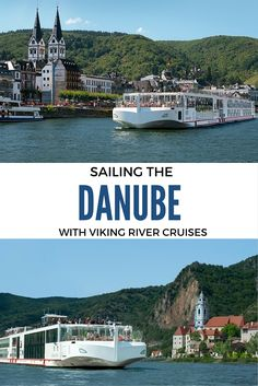 Find out what it's like to explore Europe in style, aboard a Viking River Cruise!