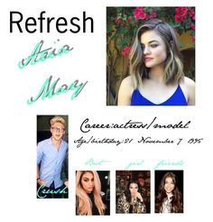 """""""Refresh//Aria//"""" by riley-497 ❤ liked on Polyvore featuring Justin Bieber"""