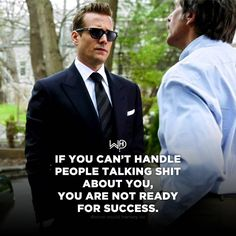 Its part of the success package. Let the kids watch the show. You're the real deal if they talk about you. . . #whatwouldharveydo #harveyspecter #gabrielmacht #suits #wwhd