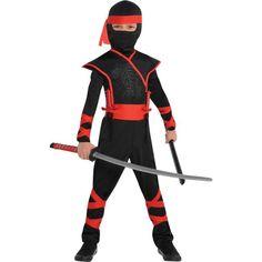Toddler Boys Shadow Ninja Costume