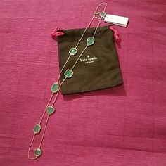 NWT kate spade scatter stone necklace NWT kate spade scatter stone necklace kate spade Jewelry Necklaces
