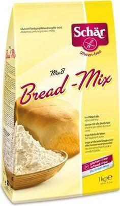 Schar Mix B gluten-free flour -Bread Mix - Mix B Gluten Free Bread Mix, Gluten Free Flour, Dairy Free, Gluten Free Brands, Gluten Free Recipes, Mini Baguette, Pan Sin Gluten, Sans Lactose, Sweets