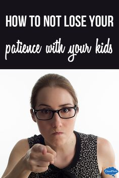 Being a parent is super stressful, but the worst thing we can do as parents is take it out on our kids. Here are 10 Ways to NOT Lose your Patience with Your Kids! Great anger management tips for parents!