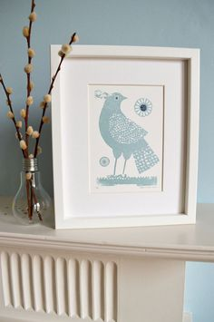 Ptarmigan schmarmigan by janeormes on Etsy
